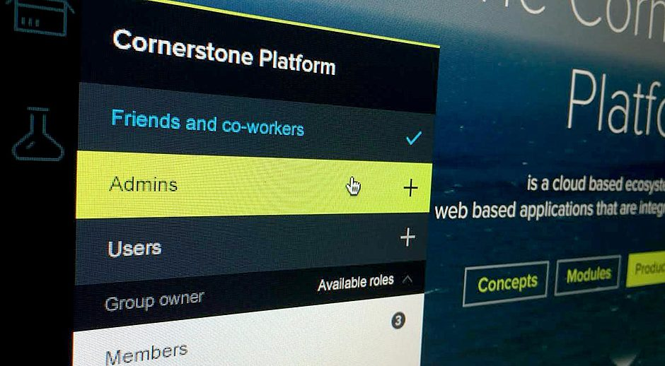 Cornerstone — Cloud-Based Ecosystem