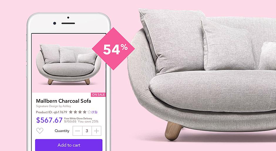 Furnique — Furniture Marketplace