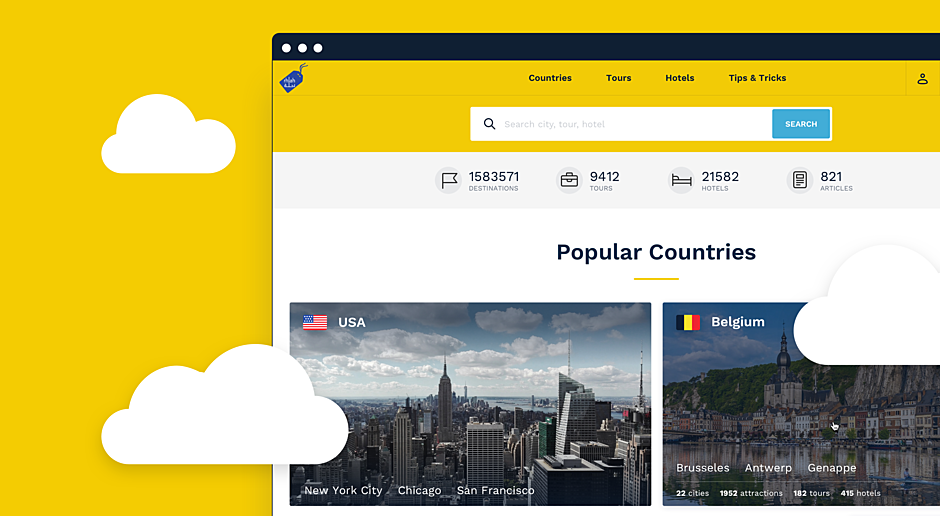 Rhlah — Travel Marketplace