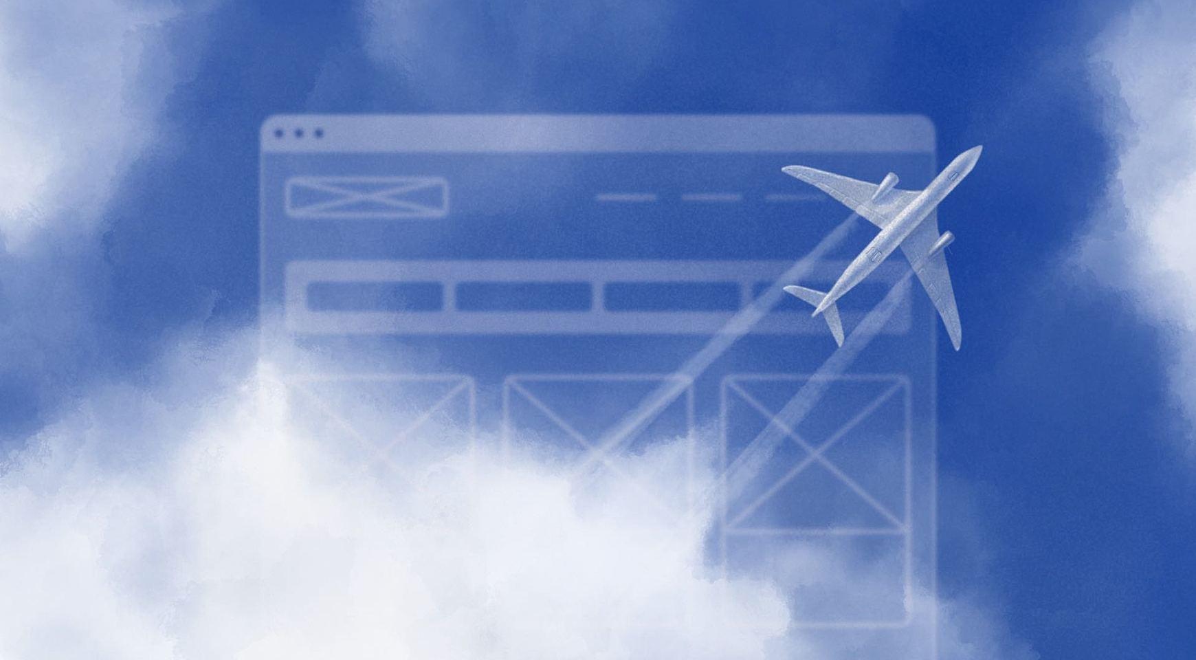 website travel agency